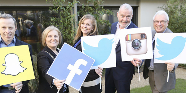 Dublin's First Social Media Summit