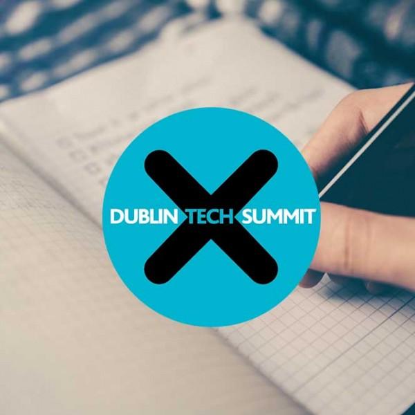 List with Dublin Tech Summit logo