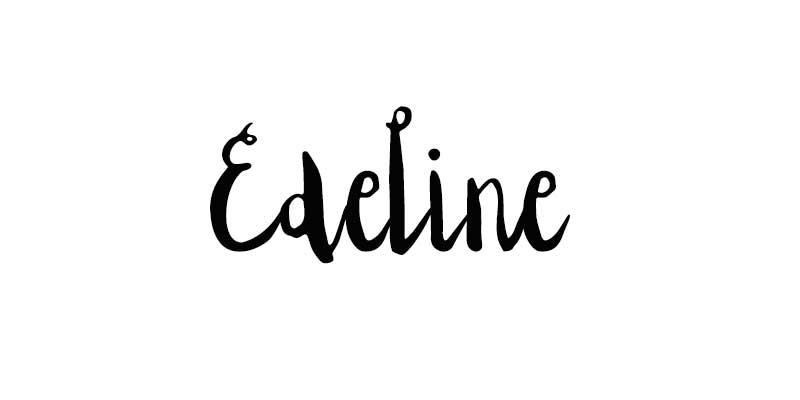 Edeline font