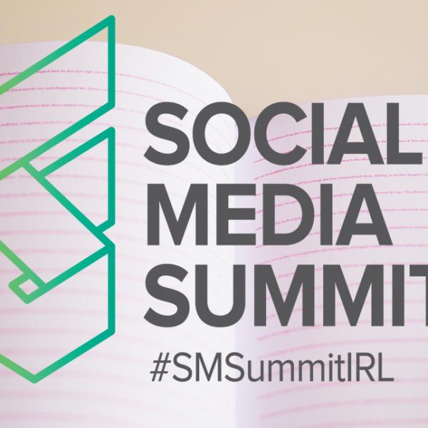 Social Media Summit notebook
