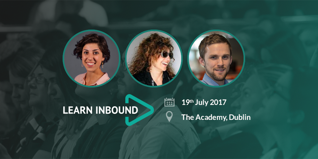 content marketing events speaker line-up