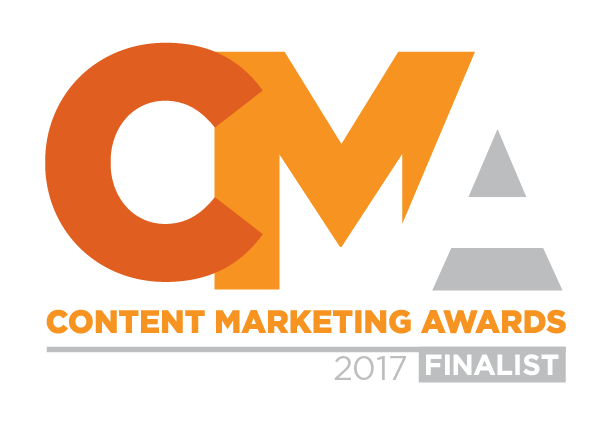 Content Marketing Awards 2017 Finalist