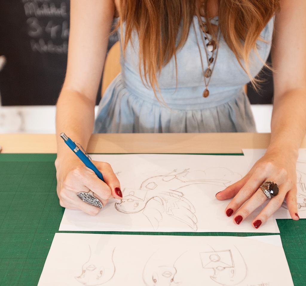 Zahra Media Group - design studio - illustrations