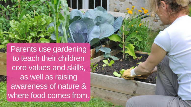 Authentic Living And What This Means For Brands - gardening