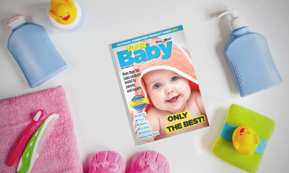 Look out for the National Parenting Product Guide 2017!