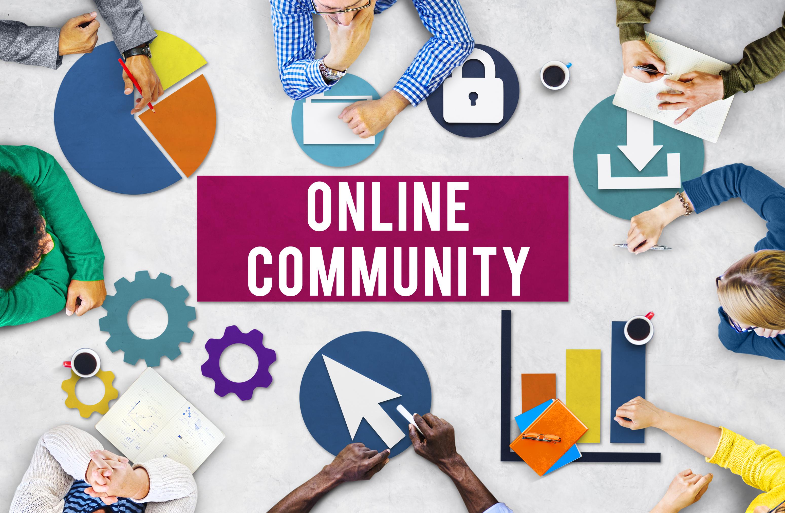 minding online community