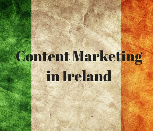 Content Marketing in Ireland