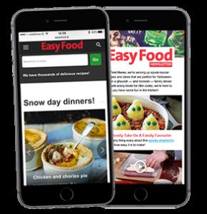 EASY FOOD DIGITAL