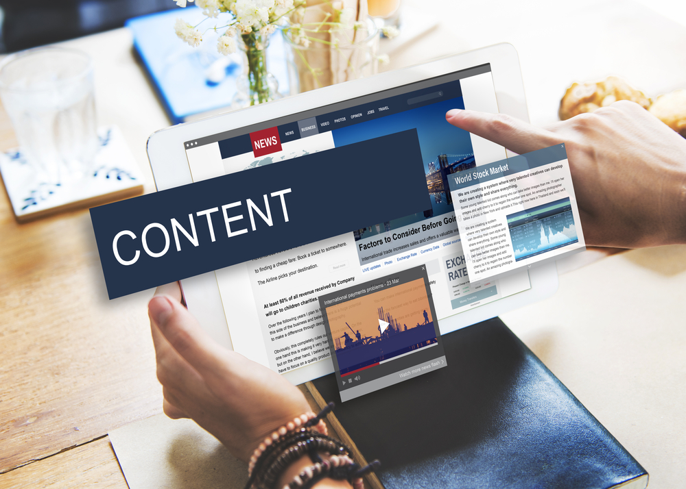 content marketing Ireland