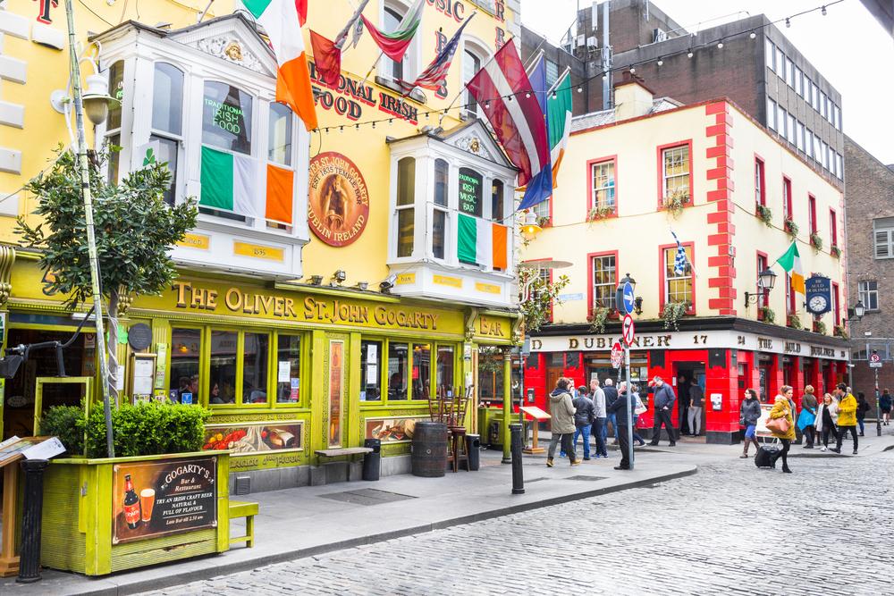eating Ireland