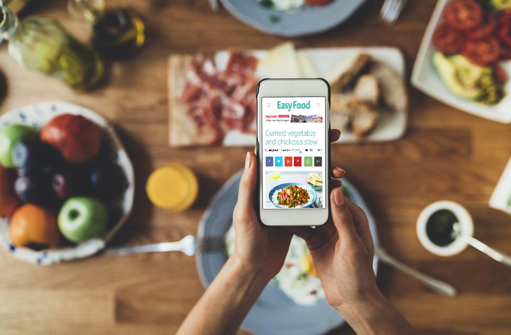 Easy Food Web Design