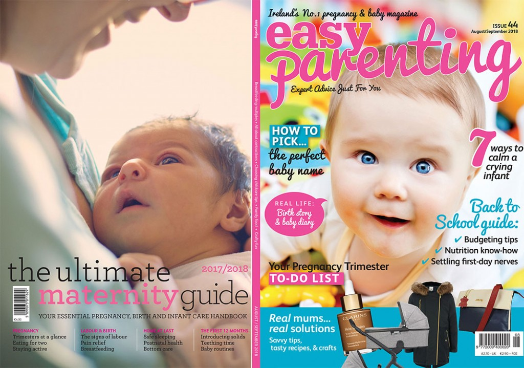 Parenting-covers